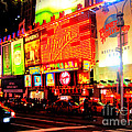 Times Square - New York by Doc Braham