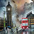 To Peckham Rye by Ken Wood
