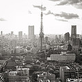 Tokyo Tower Square by For Ninety One Days