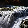 top of the Falls by William Norton