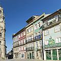 Torre Dos Clerigos Porto Portugal by Jacek Malipan