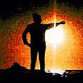 Touching The Sun by Joe Paradis