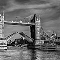 Tower Bridge Vintage by David Pyatt