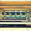 Train Station by Valentino Visentini