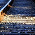 Train Tacks by Henrik Lehnerer
