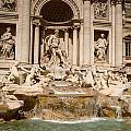 Trevi Fountain by John Johnson