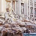 Trevi Fountain by Sophie McAulay