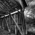 Trinity Road Covered Bridge by David Dufresne