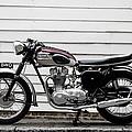 Triumph Trophy Tr6r 1961 by Mark Rogan