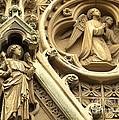 Truro Cathedral by Rachel Mirror