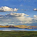Tsomoriri Lake Leh India by Sharat Sharma