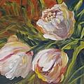 Tulips by Elena Sokolova