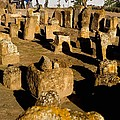 Tunisia. Carthage. Tablets In Tophet - by Everett