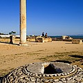 Tunisia. Carthage. The Baths by Everett