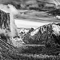 Tunnel View In Yosemite by Alexis Birkill