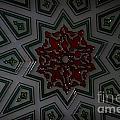 Turkish Tile Design by Celestial Images