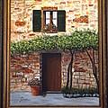 Tuscan Casa Montepulciano by Gino Didio