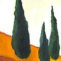 Tuscany by Venus