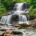Tuscarora Falls by Eric Gaston