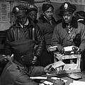 Tuskegee Airmen, 1945 by Granger