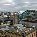 Tyne Bridge by David Pringle