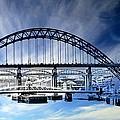 Tyne Bridge by John Lynch