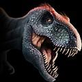 Tyrannosaurus Rex Head by Mark Garlick