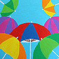 Umbrellas by Deborah Boyd