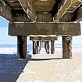 Under The Pier by Alice Gipson