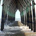 Under The Pier by Suzanne Gaff
