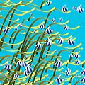 Underwater Life by Gaspar Avila