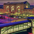 Union Station by Don Wolf