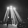 Union Station In Chicago by Jack Delano