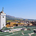University Of Al-karaouine In Fes In Morocco by Karol Kozlowski