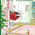 New Yorker December 13th, 2010 by George Booth