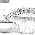 Monday by Tom Cheney