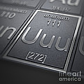 Ununium Chemical Element by Science Picture Co