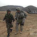U.s. Army Commander, Right by Stocktrek Images