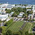 Us Naval Academy by Bill Cobb