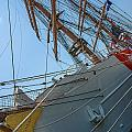 Uscgc Eagle by Dale Powell