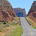 Utah Highway by Jack Schultz