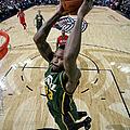 Utah Jazz V New Orleans Pelicans by Layne Murdoch Jr.