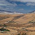 Valle De Santa Ines 2 by Michael David Murphy