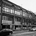 Vancouver Police Department Station 236 Cordova Street Bc Canada by Joe Fox