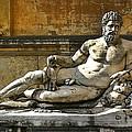 Vatican Museum Art by KG Thienemann
