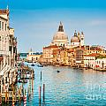 Venice At Sunset by JR Photography
