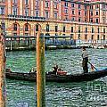 Venice Gondola by Timothy Hacker