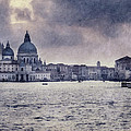 Venice Grand Canal by Carrie Kouri