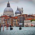 Venice Italy by Burt Finkelstein