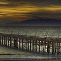 Ventura Pier by David Millenheft